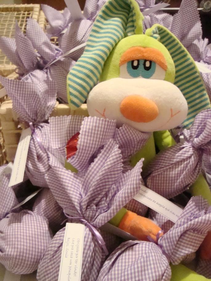 Ovos de Páscoa - lembrancinhas temáticas
