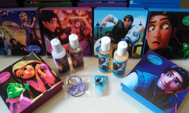 Kit para cabelos dos Enrolados